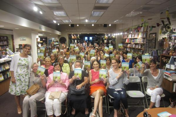 warwicks @warwicksbooks twitter ---launch of we never asked for wings