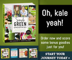 Simple Green Smoothies ad creative