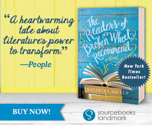 300x250 ad for The Readers of Broken Wheel Recommend