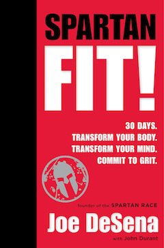 Spartan Fit book cover