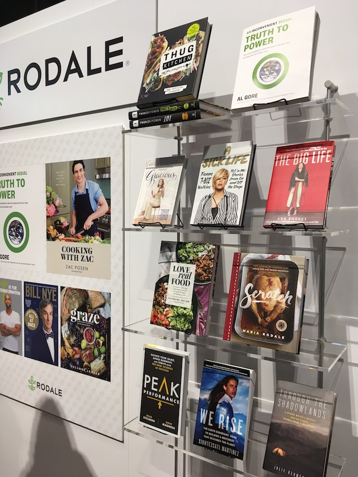 Rodale Booth