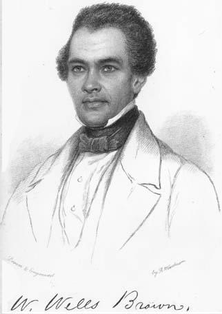 william wells brown portrait